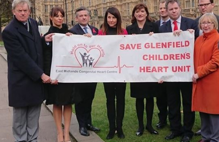 Glenfield Heart Unit 1