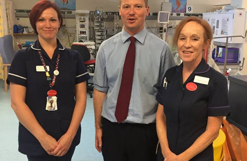Glenfield Heart Unit 2