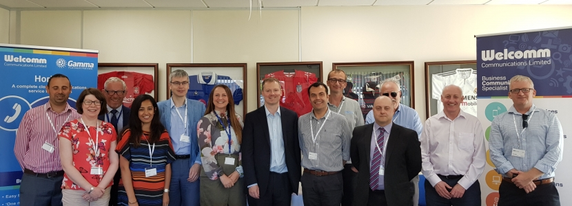 Neil O'Brien MP - chambers business meeting