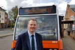Neil O'Brien MP - Harborough bus meeting