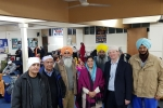 Neil O'Brien MP - Oadby Gurdwara