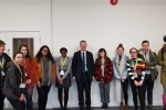 Neil O'Brien MP - Wigston Academy