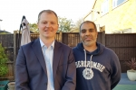 Neil O'Brien MP - 7 events Jitesh Chauhan Oadby